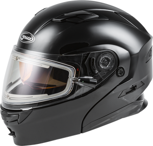 GMAX MD-01S Modular Snowmobile Helmet With Electric Shield