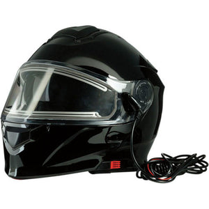 Z1R Solaris Modular Snowmobile Helmet With Electric Shield View 2
