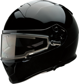 Z1R Warrant Snowmobile Helmet With Electric Shield