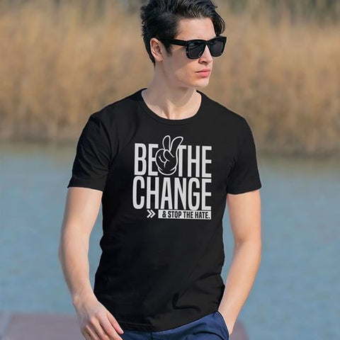 Be The Change | Unisex T-Shirt