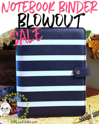 Personal Size Planner Binder, 60% OFF, Clearance Sale