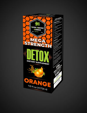DETOX- Healthy Cleanse (Mega Strength)