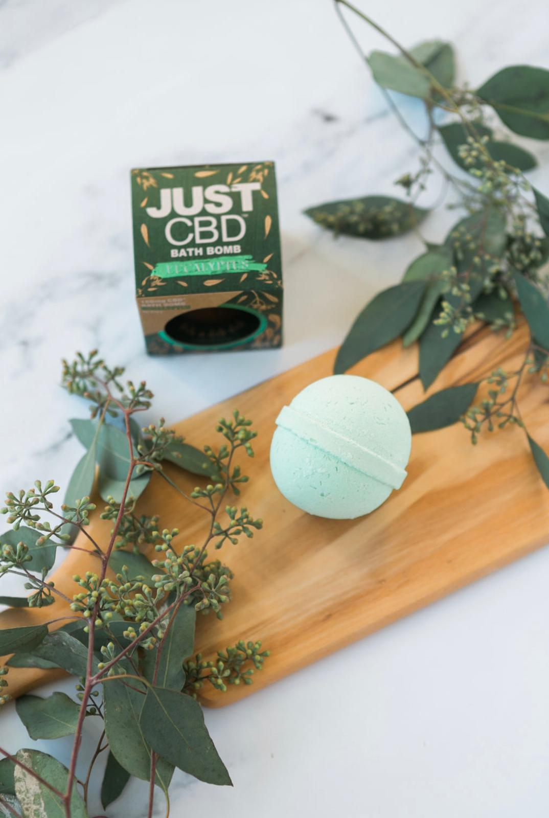 Bath Bombs CBD