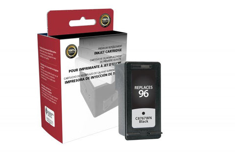 CIG Black Ink Cartridge for HP C8767WN (HP 96)