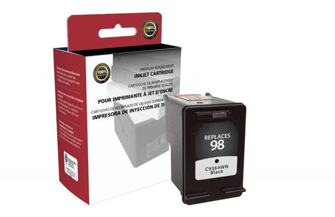 CIG Black Ink Cartridge for HP C9364WN (HP 98)