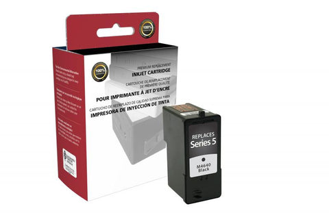 CIG High Yield Black Ink Cartridge for Dell Series 5