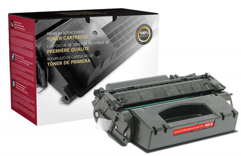CIG High Yield MICR Toner Cartridge for HP Q7553X (HP 53X), TROY 02-81213-001