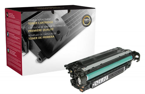 CIG Black Toner Cartridge for HP CE250A (HP 504A)