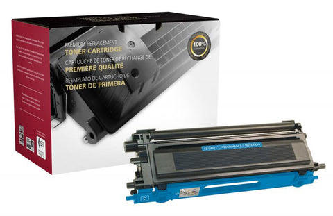 CIG Cyan Toner Cartridge for Brother TN110