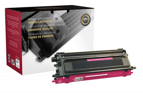 CIG High Yield Magenta Toner Cartridge for Brother TN115
