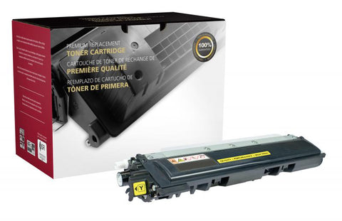 CIG Yellow Toner Cartridge for Brother TN210