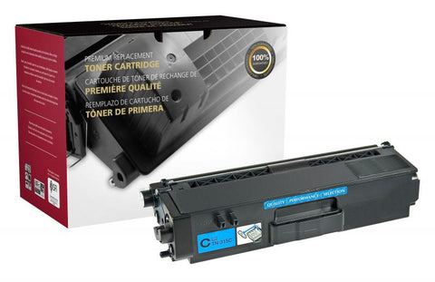 CIG High Yield Cyan Toner Cartridge for Brother TN315