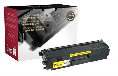 CIG High Yield Yellow Toner Cartridge for Brother TN315