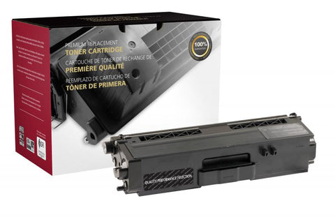 CIG High Yield Black Toner Cartridge for Brother TN336