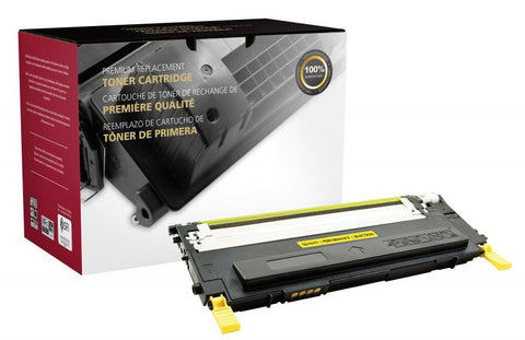 CIG Yellow Toner Cartridge for Dell 1230/1235