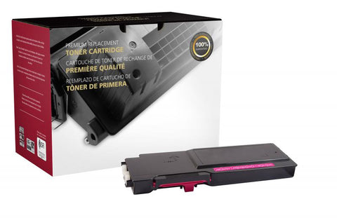 CIG High Yield Magenta Toner Cartridge for Dell C3760