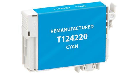 CIG Cyan Ink Cartridge for Epson T124220
