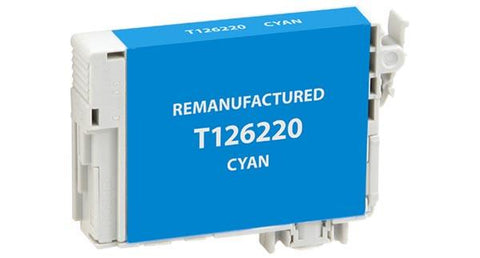 CIG Cyan Ink Cartridge for Epson T126220