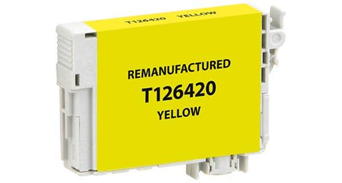 CIG Yellow Ink Cartridge for Epson T126420