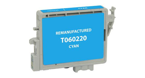 CIG Cyan Ink Cartridge for Epson T060220