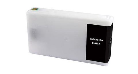 CIG Black Ink Cartridge for Epson T676XL120