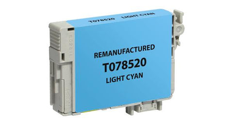 CIG Light Cyan Ink Cartridge for Epson T078520