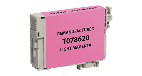 CIG Light Magenta Ink Cartridge for Epson T078620