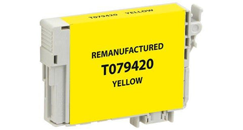 CIG High Yield Yellow Ink Cartridge for Epson T079420