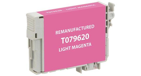 CIG High Yield Light Magenta Ink Cartridge for Epson T079620