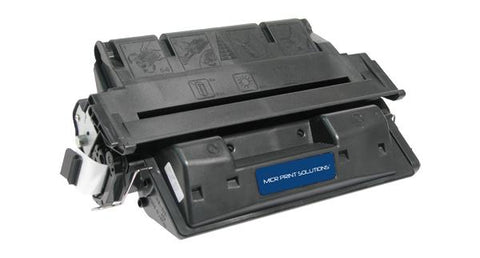 MICR Print Solutions Genuine-New High Yield MICR Toner Cartridge for HP C8061X (HP 61X)