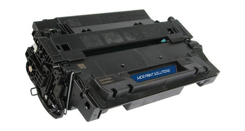 MICR Print Solutions Genuine-New High Yield MICR Toner Cartridge for HP CE255X (HP 55X)
