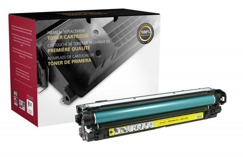CIG Yellow Toner Cartridge for HP CE272A (HP 650A)