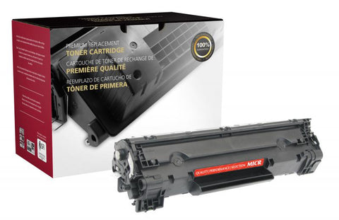 CIG MICR Toner Cartridge for HP CE278A (HP 78A), TROY 02-82000-001