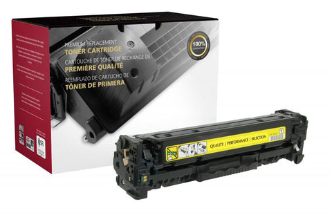 Clover Technologies Group, LLC CIG Compatible Yellow Toner Cartridge (Alternative for HP CE412A 305A) (2600 Yield)