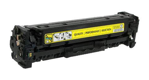 MSE Yellow Toner Cartridge for HP CE412A (HP 305A)