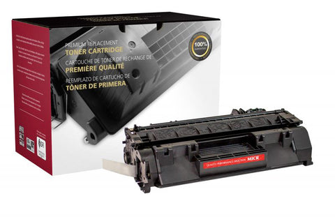 CIG MICR Toner Cartridge for HP CE505A (HP 05A), TROY 02-81500-001
