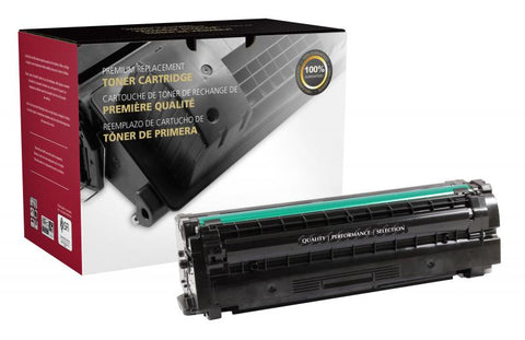 CIG High Yield Black Toner Cartridge for Samsung CLT-K506L/CLT-K506S