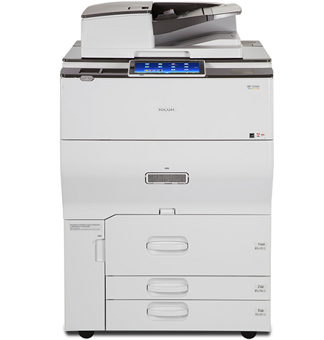 Ricoh MP C6503 Color Laser Multifunction Printer