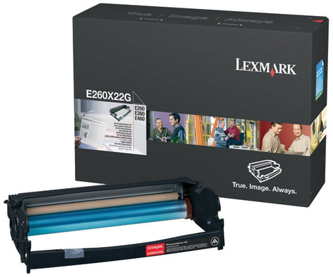 Lexmark E260 E360 E460 E462 ES460 X264 X363 X364 X463 X464 X466 XS463 Photoconductor Kit (30000 Yield)