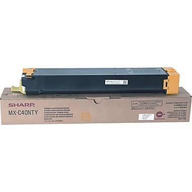 Sharp MX-C310 C311 C312 C380 C381 C400P C401 C402 Yellow Toner Cartridge (10000 Yield)