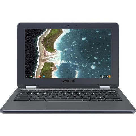 ASUS Computer International Chromebook Flip C213SA-YS02 2 in 1 Chromebook