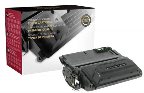 Clover Technologies Group, LLC CIG Compatible Toner Cartridge (Alternative for HP Q1338A 38A) (12000 Yield)