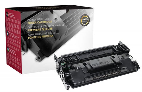 Clover Technologies Group, LLC Compatible High Yield Toner Cartridge for HP CF226X (HP 26X)