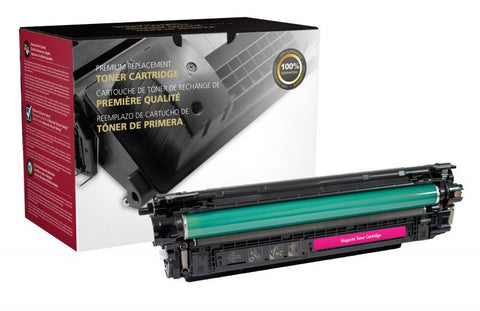 Clover Technologies Group, LLC High Yield Magenta Toner Cartridge for HP CF361X (HP 508X)