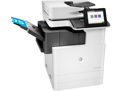 HP olor LaserJet Managed MFP E87640du