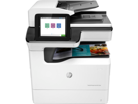 HP PageWide Managed Color MFP E77660dns