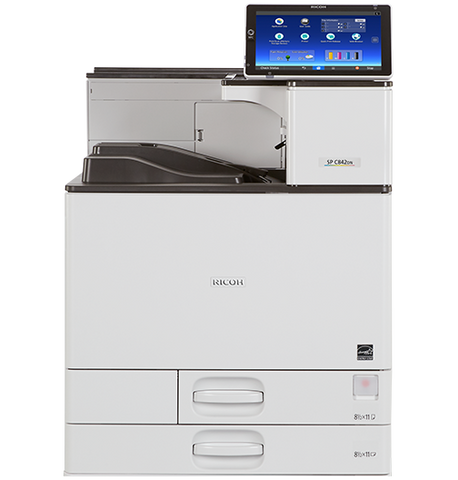 Ricoh SP C842DN Color Laser Printer