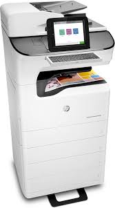 HP E77650dn PageWide Managed Color MFP