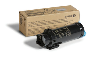 Xerox<sup>&reg;</sup> High Capacity Cyan Toner Cartridge (2400 Yield)