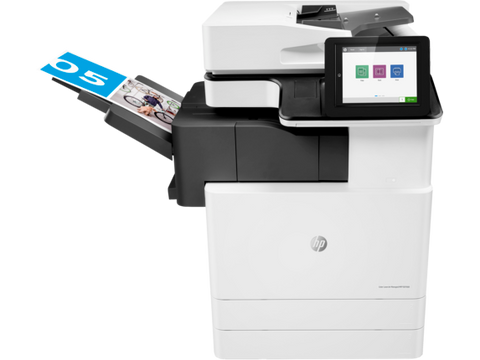 HP Color LaserJettManaged MFP E87660du